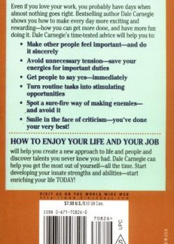 how to enjoy your life and your job2
